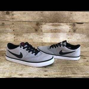 Nike Sb Check Solarsoft Canvas Unisex Men's
